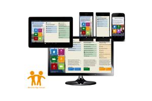Welcome App: Aus Flüchtlingshelfer wird vielseitiges Info-System für Migration und Integration