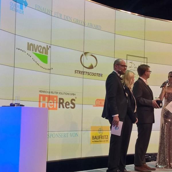 Welcome-App als Finalisten beim Querdenker-Award